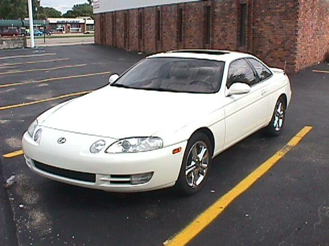 1995 Lexus SC400 2Dr. Coupe