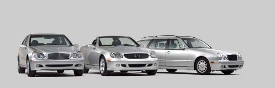 Showroom - New Model Vehicles - Mercedes-Benz of Bloomfield Hills